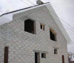 Качественный и недорогой дом из пеноблоков, кирпича, бруса в городе Воронеж, можно заказать в нашей компании профессиональных строителей СтройСервисНК