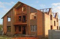 Строительство домов из кирпича в Воронеже и пригороде