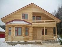 Строительство домов из бруса в Воронеже. Нами выполняется строительство домов из бруса, бревен в городе Воронеж и пригороде